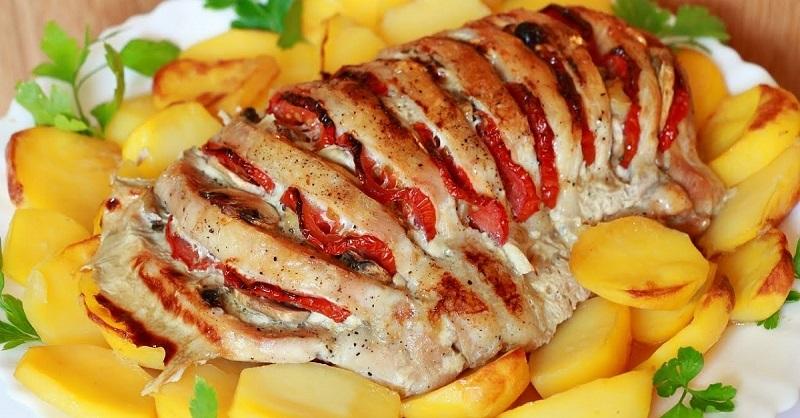 Как приготовить быстро ужин из мяса быстро и вкусно рецепты с фото пошагово в
