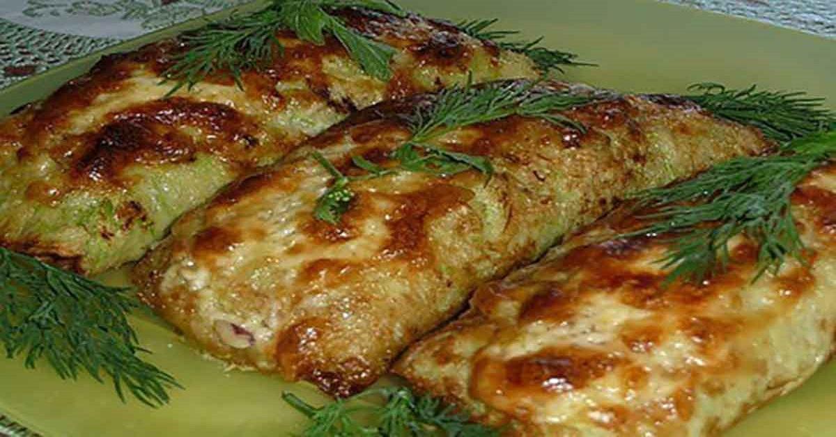 Кабачки вкуснее мяса рецепт